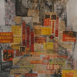 china 30x50 (sold)