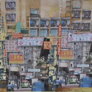 kowloon ca 30x50